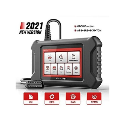 MUCAR CS4 OBD2 Scanner Vehicle OBDII Scan Tool Car Diagnostic Tool Equipped