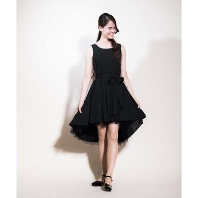 ドレス フィッシュテールエレガントドレス