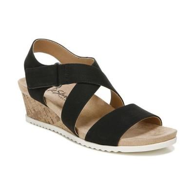 ライフストライド レディース サンダル シューズ Sincere Strappy Wedge Sandals