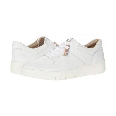 Naturalizer ナチュラライザー レディース 女性用 シューズ 靴 スニーカー 運動靴 Hadley - White Leather