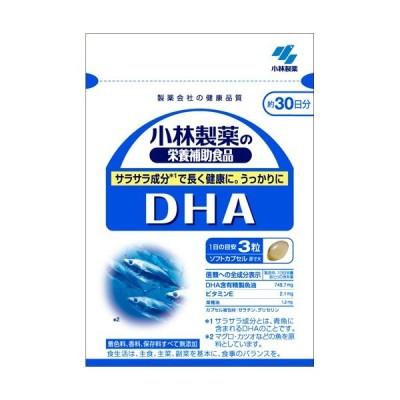 《小林製薬》 DHA  90粒 【栄養補助食品】