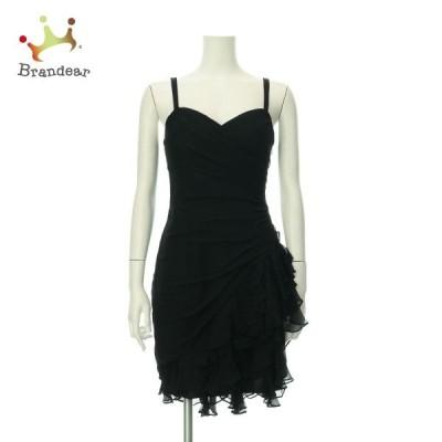 ホアグランド hoaglund ドレス レディース 新品未使用 ブラック系 カクテルドレス   スペシャル特価 20200903