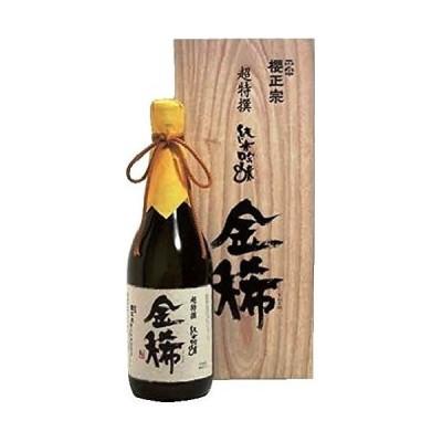 日本酒 超特選 金稀 純米吟醸 櫻正宗 720ml 1本