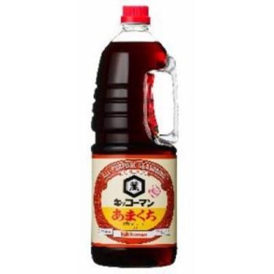 キッコーマン) 醤油 あまくち 1.8L