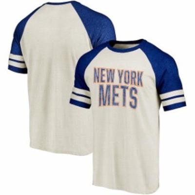 Fanatics Branded ファナティクス ブランド スポーツ用品  Fanatics Branded New York Mets Cream/Royal True Classics