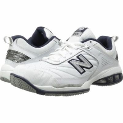 ニューバランス New Balance メンズ テニス シューズ・靴 MC806 White