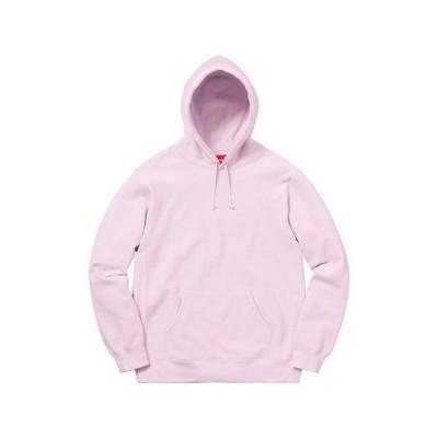 Supreme 2018年春夏 Channel Hooded Sweatshirt パーカー パープル