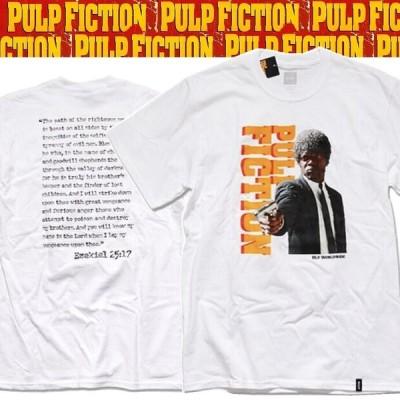 HUF x PULPFICTION EZEKIEL S/S TEE パルプフィクション