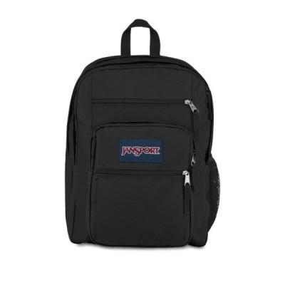 ジャンスポーツ レディース バックパック・リュックサック バッグ Solid Big Student Backpack BLACK