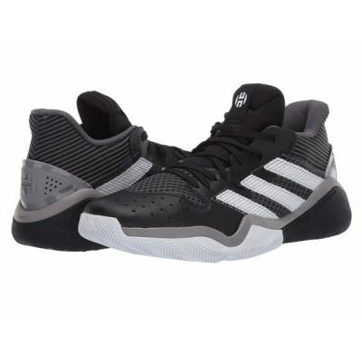 アディダス スニーカー シューズ メンズ Harden Stepback Core Black/Grey Six/Footwear White