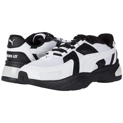 プーマ Ascend メンズ スニーカー 靴 シューズ Puma White/Puma Black/Castlerock
