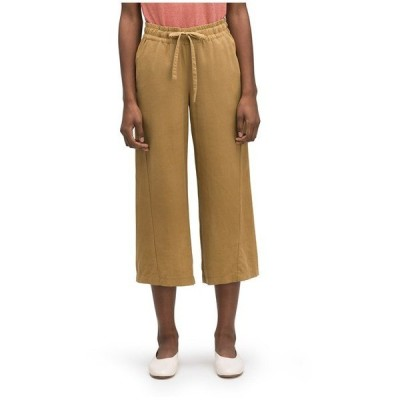 ナウ レディース カジュアルパンツ ボトムス nau Flaxible Crop Pants - Women's