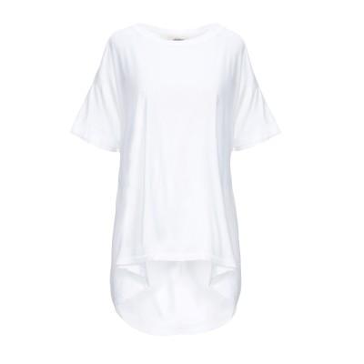 OTTOD'AME T シャツ ホワイト 38 コットン 100% T シャツ