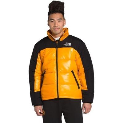 (取寄)ノースフェイス メンズ HMLYN インサレーテッド ジャケット The North Face Men's HMLYN Insulated Jacket Summit Gold/TNF Black