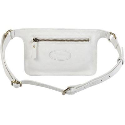 ビンセンゾレザー メンズ ボディバッグ・ウエストポーチ バッグ Arlette Leather Waistpack
