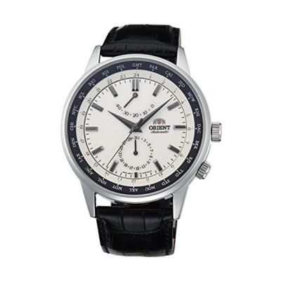 [オリエント]ORIENT 腕時計 AUTOMATIC WORLD TIME POWER RESERVE オートマチック ワールドタイム FA06003Y メンズ [逆輸入]
