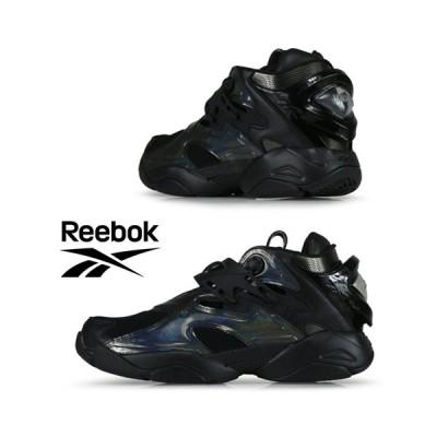 Reebok Pump Court x Juun.J / Black / 取寄品