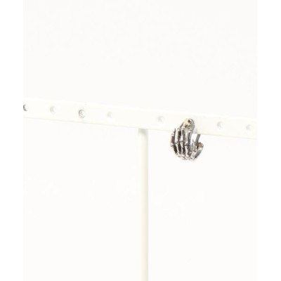 イヤリング 【ARMS】silver925 bone earring