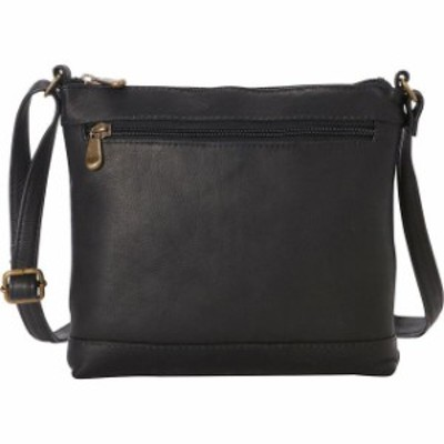 Le Donne Leather  ファッション バッグ Le Donne Leather Savanna Crossbody 5 Colors Cross-Body Bag NEW