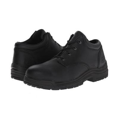 Timberland PRO ティンバーランド メンズ 男性用 シューズ 靴 オックスフォード 紳士靴 通勤靴 TiTAN(R) Oxford Alloy Safety Toe Low - Black Smooth