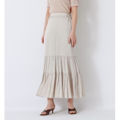【ラブレス/LOVELESS】 マイクロサテンヴィンテージスカート