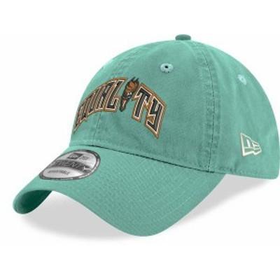 ニューエラ メンズ 帽子 アクセサリー New Era Adult New York Liberty Rebel 9Fifty Adjustable Hat -