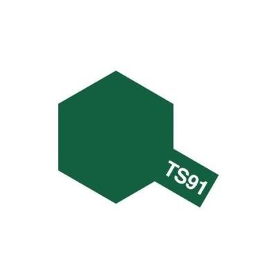 タミヤ TS091 濃緑色(陸上自衛隊)