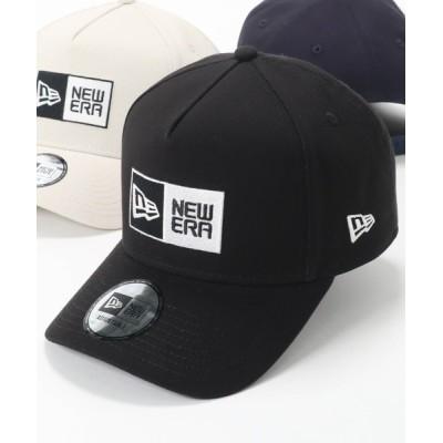 帽子屋ONSPOTZ / ニューエラ キャップ ボックスロゴ MEN 帽子 > キャップ