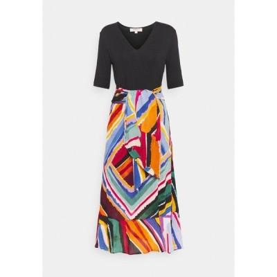 デリ ワンピース レディース トップス SUBITO DRESS - Day dress - multi coloured