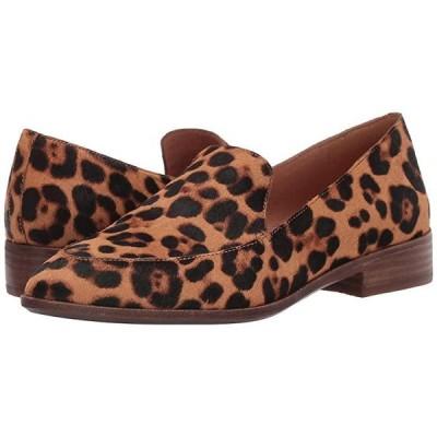Madewell Frances Loafer レディース ローファー Truffle Multi Leopard