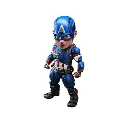 Egg Attack Action #011 Captain America by Beast Kingdom【並行輸入品】