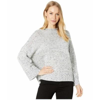 ジャック バイ ビービーダコタ ニット&セーター アウター レディース Up My Sleeves Lurex Slub Wide Sleeve Sweater Ivory
