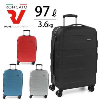 今だけ!スーツケースベルトプレゼント! ロンカート RONCATO スーツケース 90L RV-18 アールブイ・エイティーン 5801 ラッピング不可