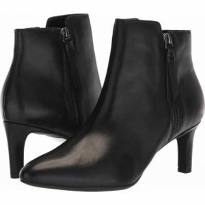 クラークス Clarks レディース ブーツ シューズ・靴 Calla Blossom Black Leather
