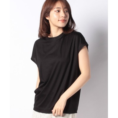 【マイストラーダ】 ゆるTシャツ レディース ブラック 38 Mystrada