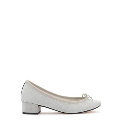 Repetto/レペット Camille Ballerinas Silver 39.5