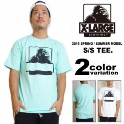 XLARGE Maestro SS Tee エクストララージ Tシャツ 半袖  [M1A15004]