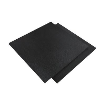 イノアック カームフレックス F-4 黒 5x1000x1000 片面粘着付 化 ( F-4-5N ) (株)イノアックコーポレーション