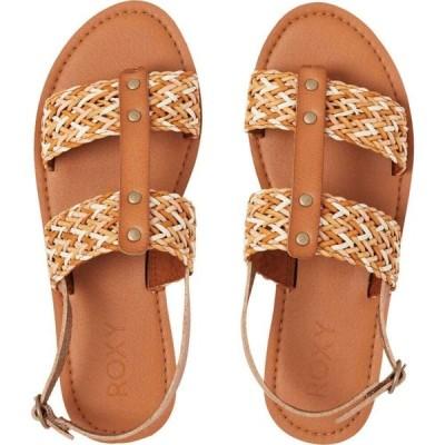 ロキシー Roxy レディース サンダル・ミュール シューズ・靴 Chrishelle Sandals Natural
