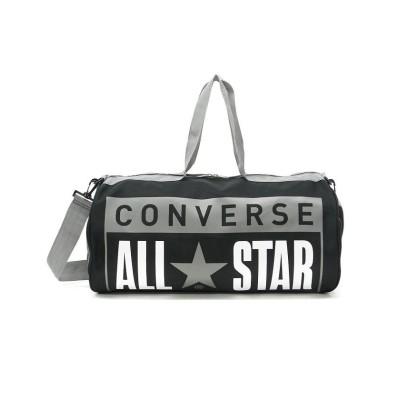 【ギャレリア】 コンバース ボストンバック CONVERSE ドラムバッグ 2WAY All Star Printed Drum Bag L ショルダー 14617400 ユニセックス ブラック F GALLERIA