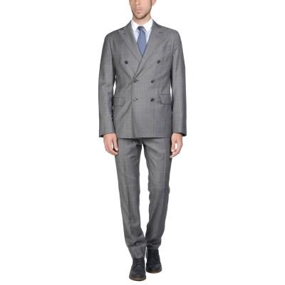 ディースクエアード DSQUARED2 スーツ グレー 52 バージンウール 100% スーツ