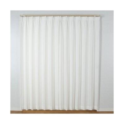 [100×103]レースカーテン アングルレース ホワイト 2枚入 遮熱・断熱効果あり 外から室内が見えにくい UVカット 防炎 ウォッシャブル