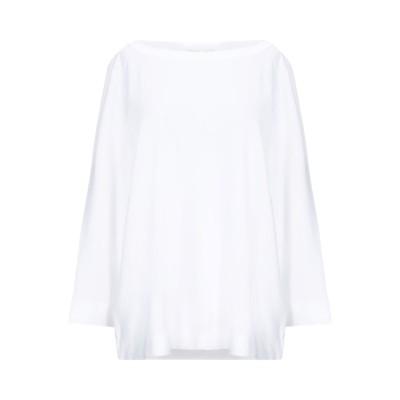 SLOWEAR T シャツ ホワイト 46 コットン 100% T シャツ