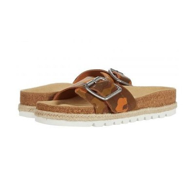 J/Slides レディース 女性用 シューズ 靴 サンダル Lust - Tan Camo Leather
