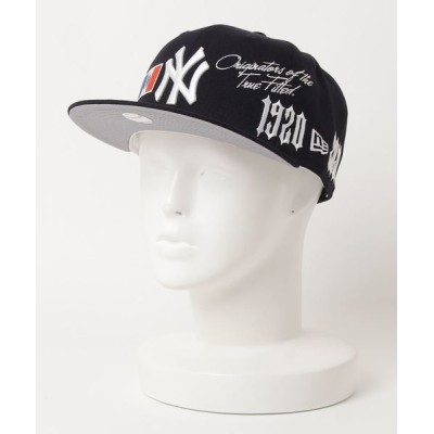 NAUGHTIAM / 【NEW ERA/ニューエラ】59FIFTY ニューエラ 1920-2020 ニューヨーク・ヤンキース MEN 帽子 > キャップ