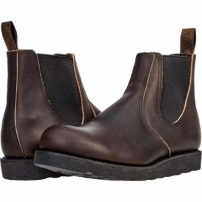 レッドウィング Red Wing Heritage メンズ ブーツ シューズ・靴 Classic Chelsea Ebony Harness
