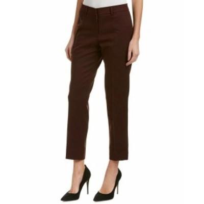 James Jeans ジェームスジーンズ ファッション パンツ James Jeans Rouge Noir Flannel Ankle Trouser 29 Red