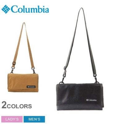 COLUMBIA コロンビア スターレンジショルダーウォレット 撥水加工 PU2196