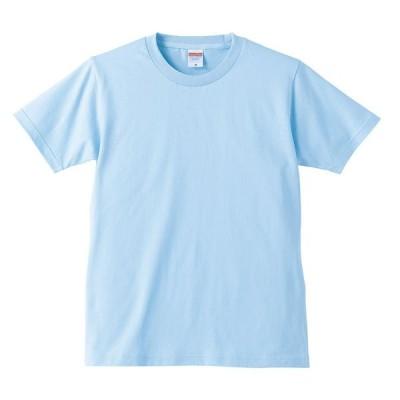 Tシャツ メンズ レディース 半袖 無地 丸首 大きい 綿 綿100 シャツ tシャツ スポーツ クルーネック ブランド トップス 男 女 丈夫 人気 s m l 2l 3l 4l 青 水色