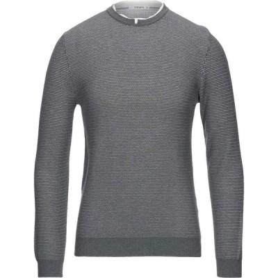 カングラ カシミア KANGRA CASHMERE メンズ ニット・セーター トップス Sweater Grey
